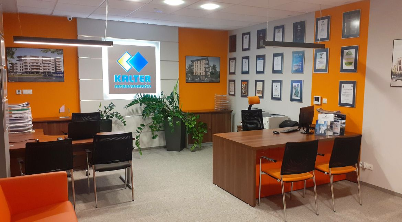 Kalter Nieruchomości w Warszawie w nowym Biurze Sprzedaży